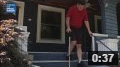 Image - Going down stairs with a cane video thumbnail