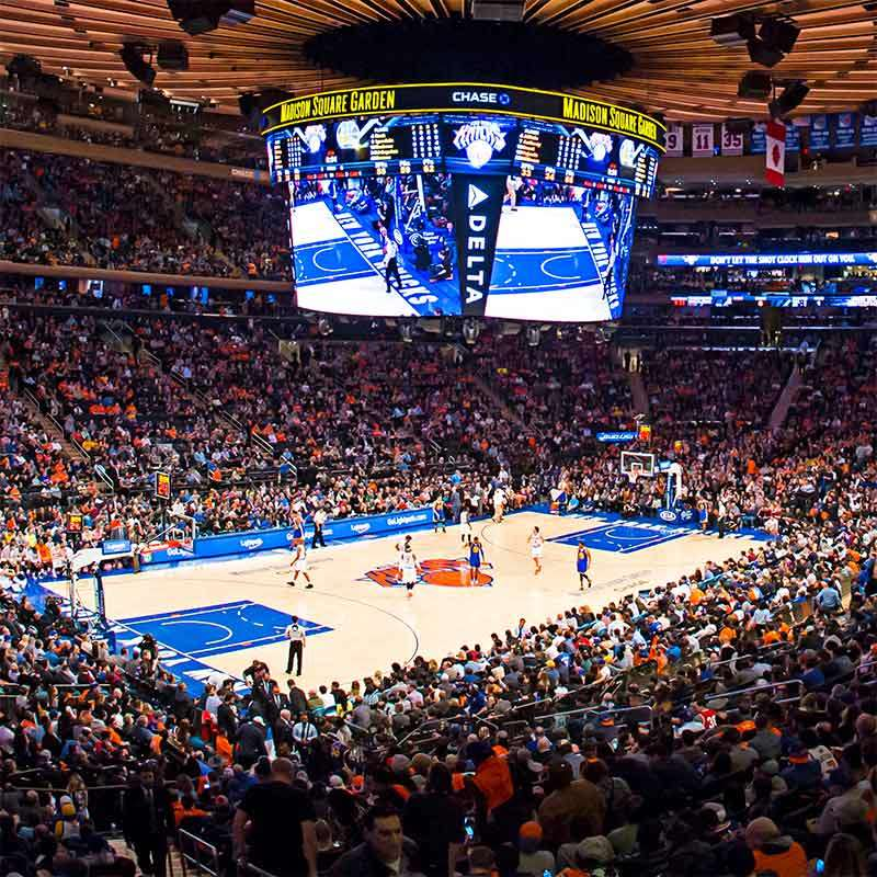 Image - New York Knicks at Madison Square Garden
