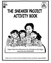 SNEAKER Project Activity Book