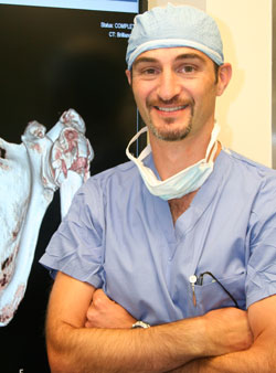 Photo of Dr. Stavros Memtsoudis, MD, PhD