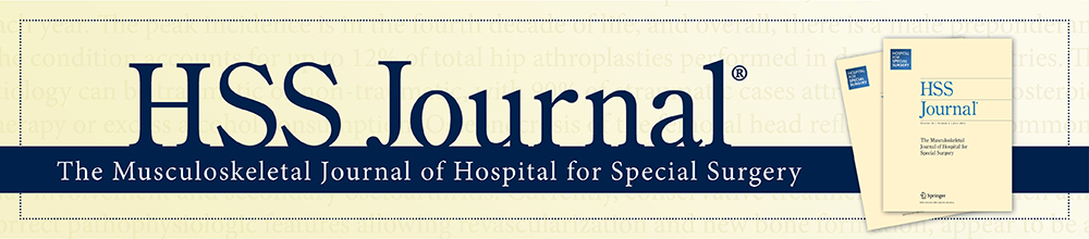 HSS Journal Banner