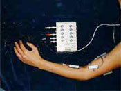 EMG test equipment