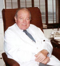 Dr. Lee Ramsay Straub in 1985