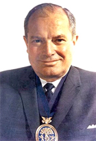 Dr. Lee Ramsay Straub in 1968
