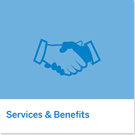 Services & Benefits