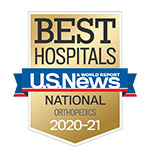 U.S. News Best Hospital Badge