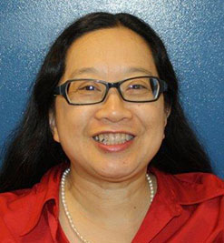 Photo of Chaplain Elaine Chan
