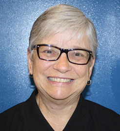 Photo of Chaplain Margaret Tuttle