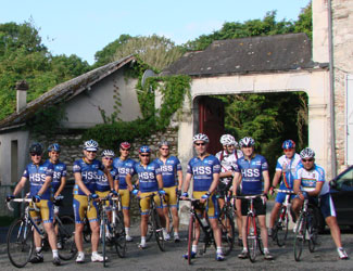 click to enlarge image of cyclists