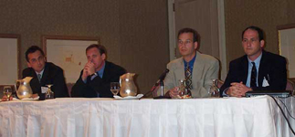 Thumbnail of Dr. Rozbruch, moderating from 2002, Limb Lengthening and Reconstruction Society