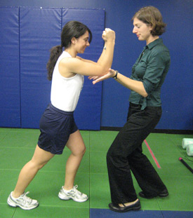ACL Injury Prevention: Core Strength - Multidirectional Shuffle steps