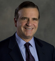 Robert K. Steel, former president and CEO of Wachovia and new member of the HSS Board of Trustees