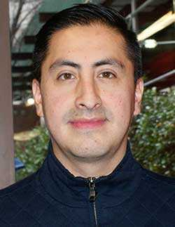 Image - headshot of Christian Lopez PT, DPT, OCS