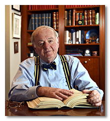 Dr. David B. Levine, Author of Anatomy of a Hospital: Hospital for Special Surgery 1863-2013