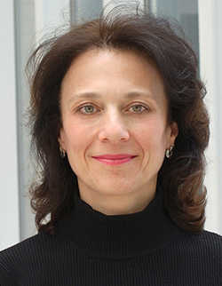 Image - headshot of Frances Baratta-Ziska PT, DPT, MS, PCS, C/NDT