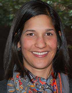 Image - headshot of Julie Khan PT, DPT, SCS, USATF-L1