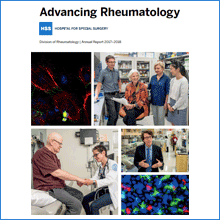 Image - Advancing Rheumatology cover