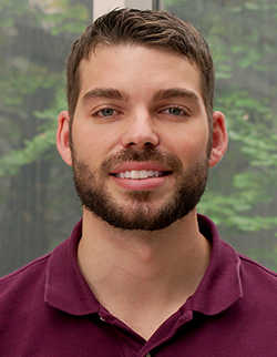 Image - headshot of William Behrns PT, DPT, OCS
