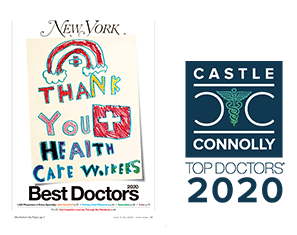 NYMag and Castle Connolly logos