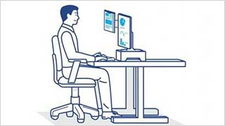 Image - Eight Tips for Better Posture When You're Working from Home