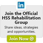 Join the Official HSS Rehabilitation Group