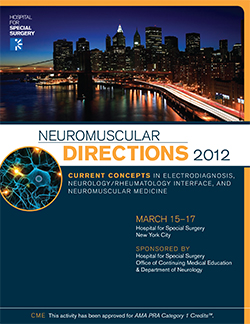 Neuromuscular Directions 2012 cover