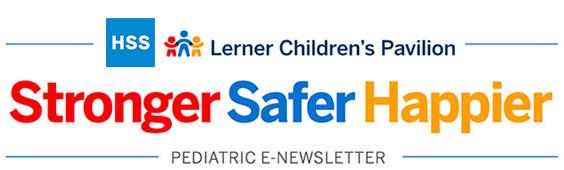 Lerner Children's Pavilion Pediatric Newsletter