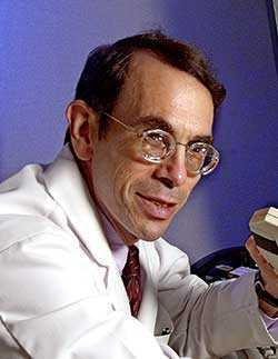 Image - headshot of Richard J. Herzog, MD, FACR