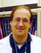 Photo of Dr. Purdue
