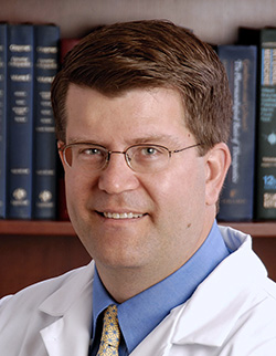 Matthew Cunningham, MD, PhD, Spine Surgeon at HSS, co-director of the Complex Cervical Spine Symposium
