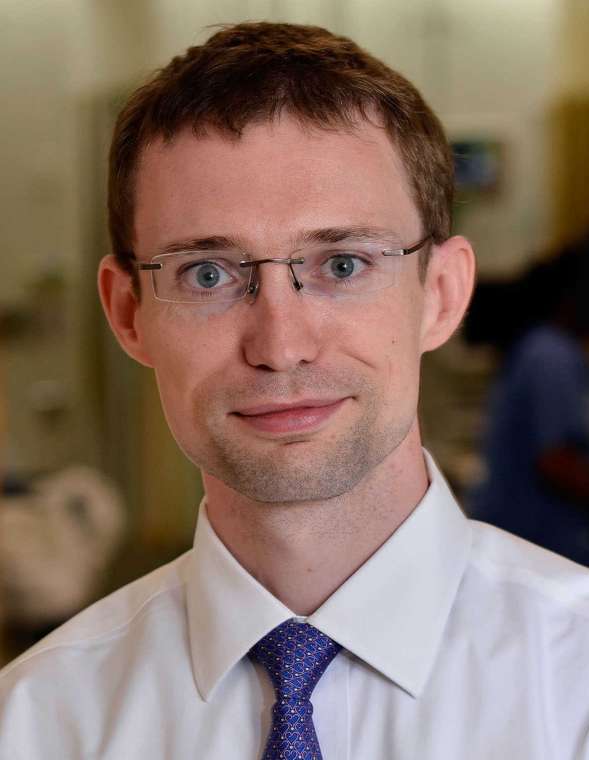 Image - headshot of Robert S. Griffin, MD, PhD