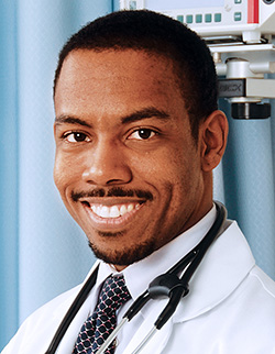Dr. Wesley Hollomon, Internist