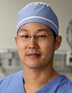 Dr. David Kim, Anesthesiologist
