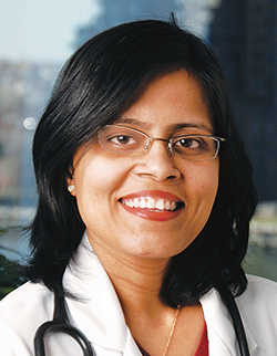 Image - headshot of Mary Kollakuzhiyil, MD