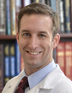 Darren R. Lebl, MD, Spine Surgeon at HSS, co-director of the Complex Cervical Spine Symposium
