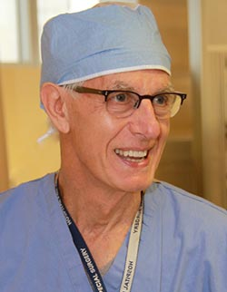 Dr. Richard King, Anesthesiologist