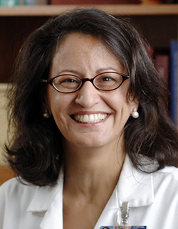 Photo of Dr. Sammaritano