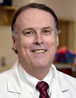 Image - headshot of Allan E. Inglis, Jr., MD