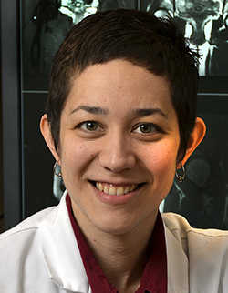 Image - headshot of Alissa J. Burge, MD