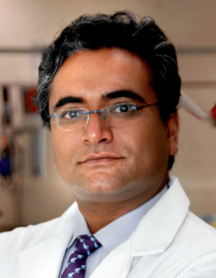 Image - headshot of Cephas P. Swamidoss, MD, MS, MPH