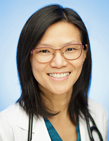 Image - headshot of Karmela Kim Chan, MD