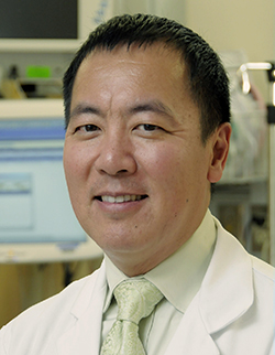 Photo of Dr. Lee