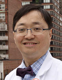Image - headshot of David Y. Wang, MD
