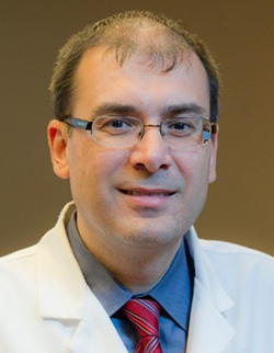 Image - headshot of Doruk Erkan, MD, MPH