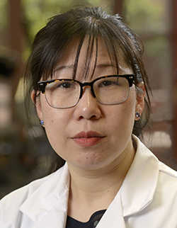 Image - headshot of Faye Rim, MD, FAAPMR