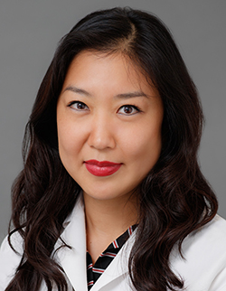 Photo of Dr. Yu