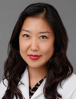 Image - headshot of Florence Yu, MD