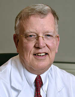 Image - headshot of Hendricks H. Whitman III, MD, FACP, FACR