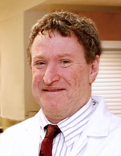 Photo of Dr. Beckman