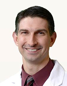 Image - headshot of Mark C. Drakos, MD